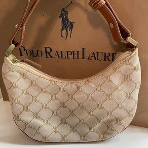 Ralph Lauren Mini Hobo